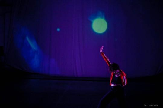 Dansa tècnica intuïtiva amb LAURA VILAR