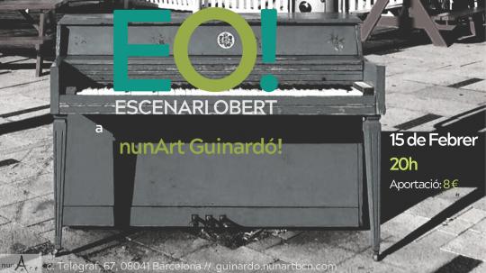 EO! - Escenari Obert - FEBRER