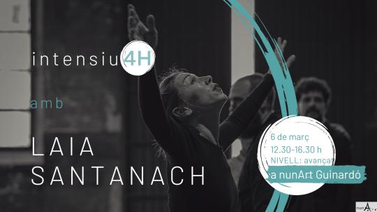 Intensiu amb Laia Santanach // 4H nº10