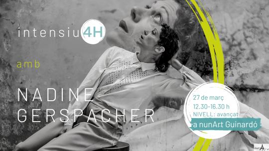 Intensiu amb Nadine Gerspacher // 4H nº9