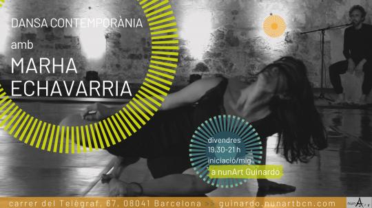 Dansa contemporània amb Marha Echavarria