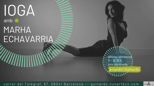 Ioga amb Marha Echavarria