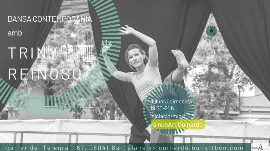 Dansa contemporània amb Triny Reinoso